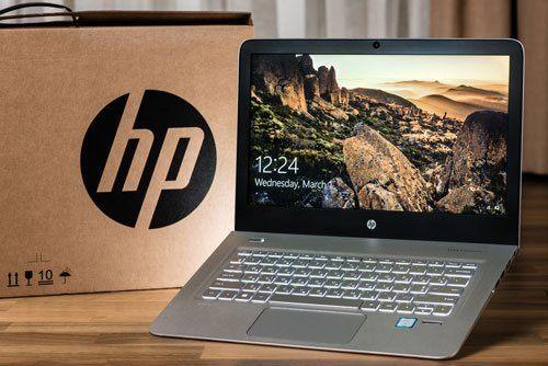 HP Dòng laptop tương đối