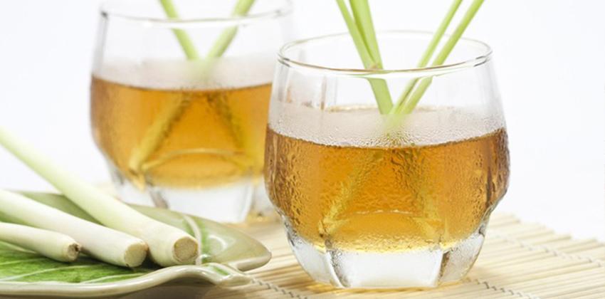 Ly trà sả giảm cân siêu hiệu quả ngon