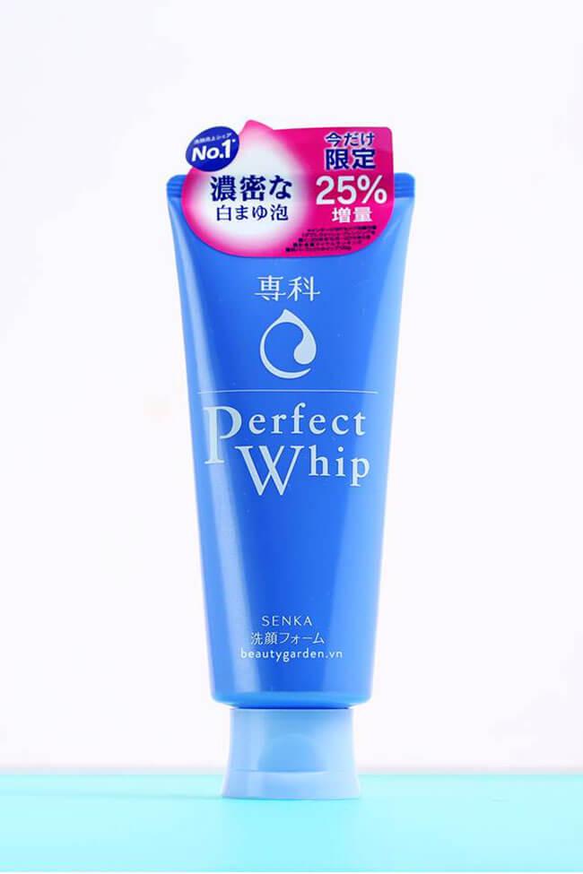IMG 3471 Sữa rửa mặt senka perfect whip