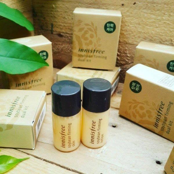Innisfree Soybean Firming Dual Kit
