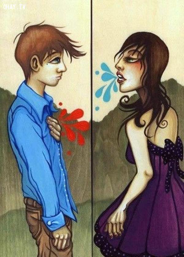 Không nên nói những chuyện làm tổn thương người khác