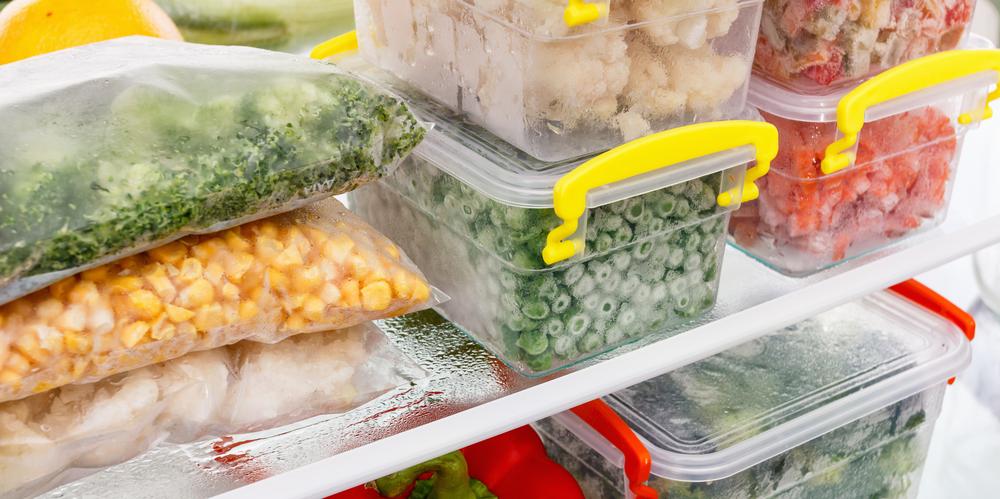 Mua đồ về sơ chế rồi trữ trong tủ lạnh