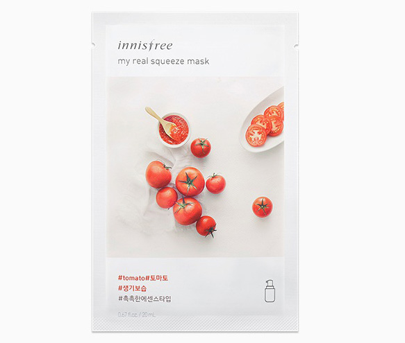 My Real Squeeze Mask EX [Tomato] 20ml