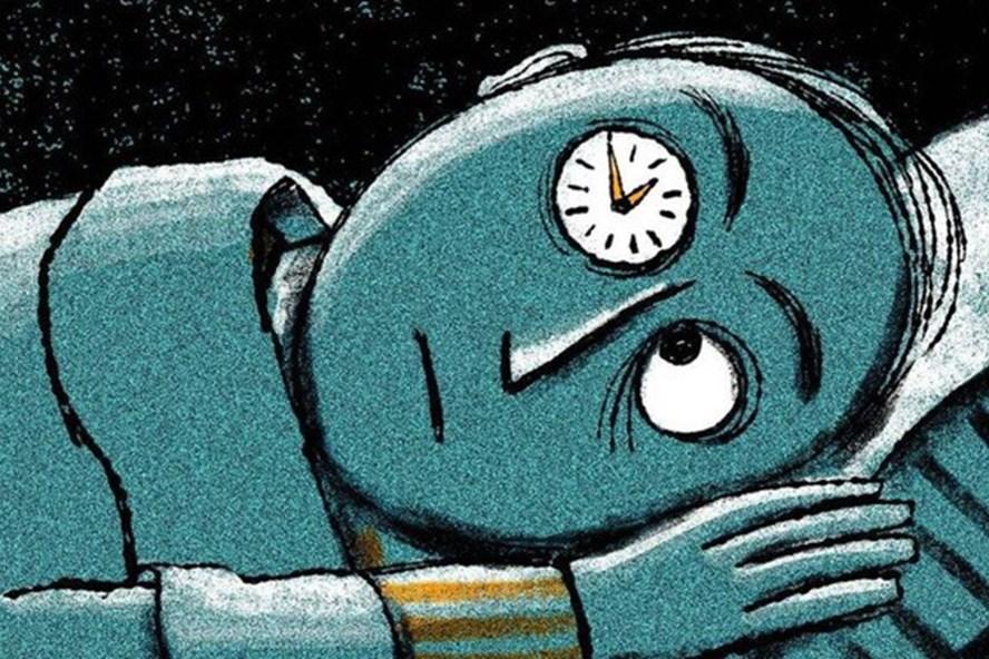 Ngủ muộn sau 23h đồng nghĩa với tự sát
