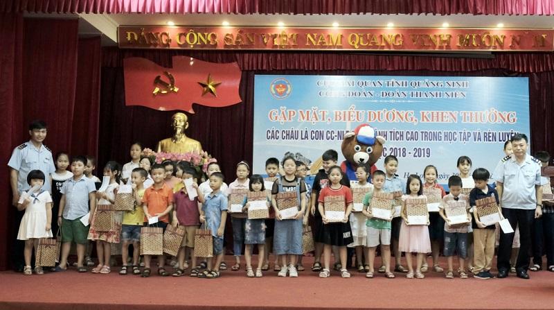 Phần thưởng cho sự chăm ngoan học tốt