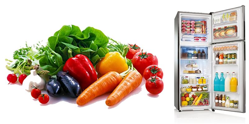 Tủ lạnh Sharp SJ-X201E-DS 196 lít