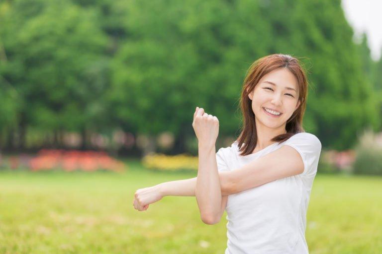 Tập thể dục giúp da đẹp 18