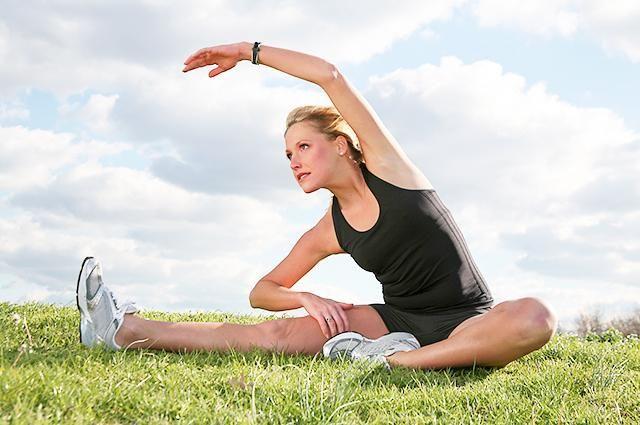 Tập thể dục trắng da