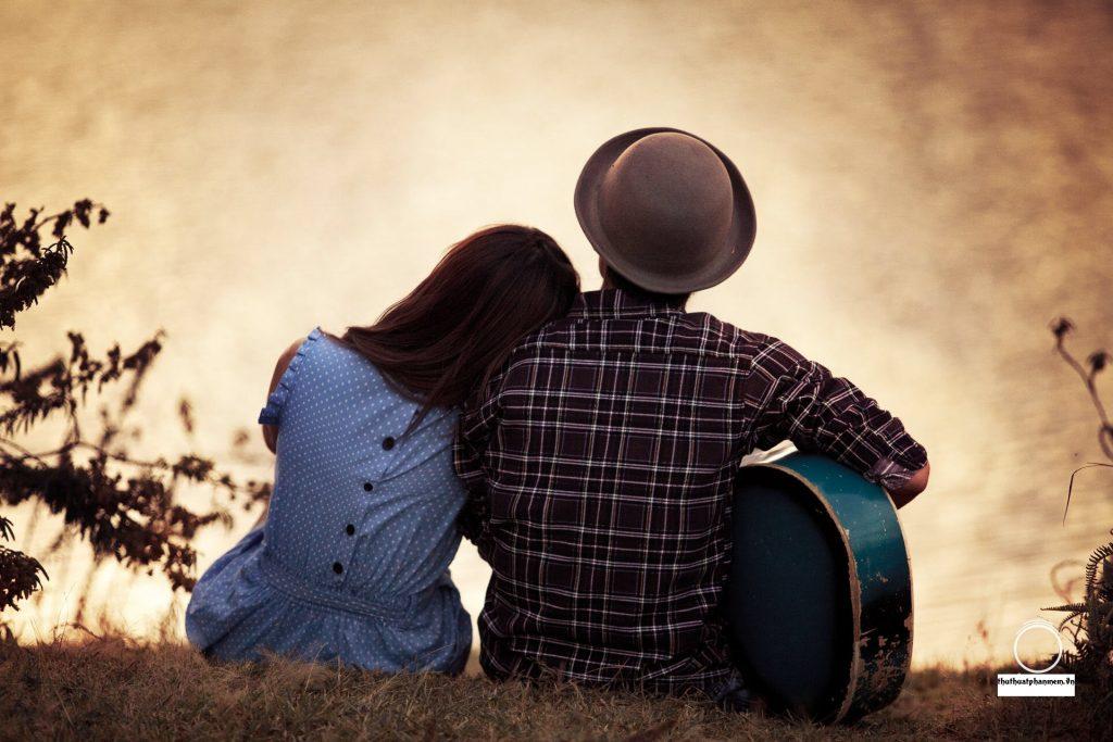 Tình yêu luôn cho nhau sự sẻ chia