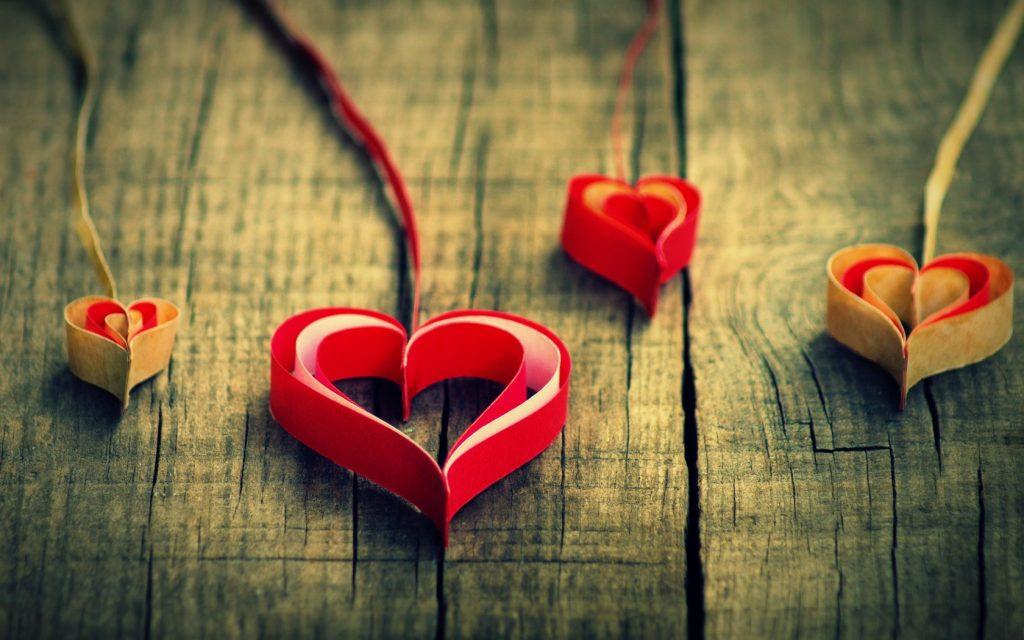 Trái tim cảm xúc hòa vào nhịp đập