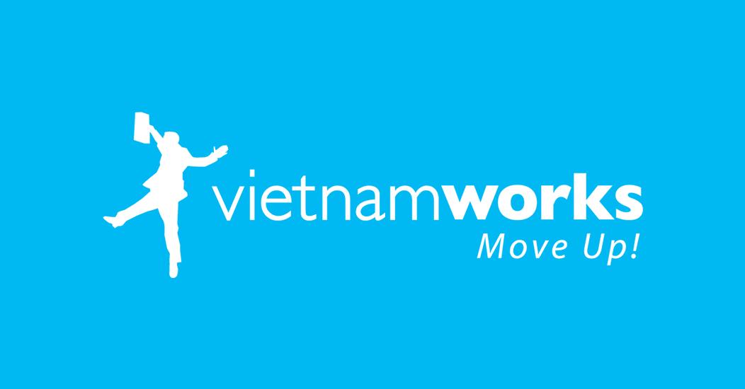 Website tuyển dụng đứng đầu Vietnamworks