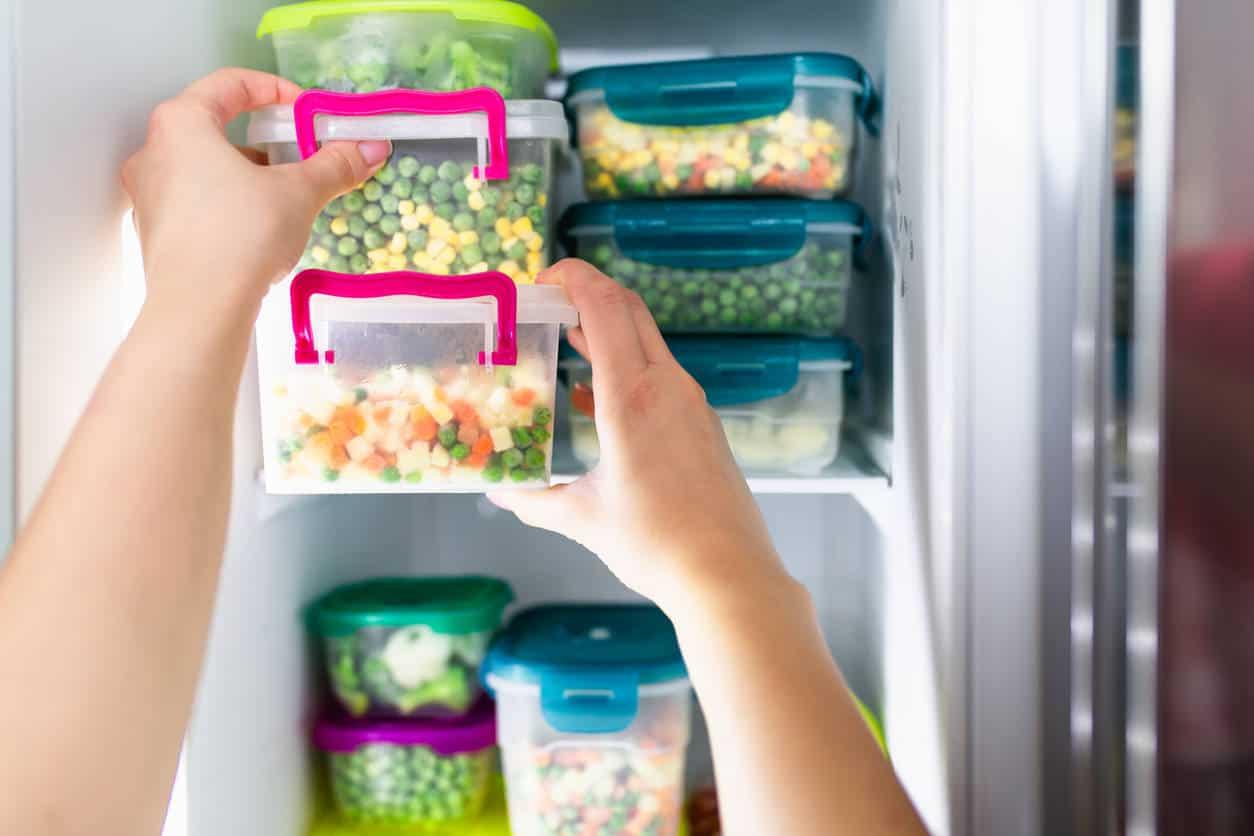 Thủ thuật cất đồ trong tủ lạnh
