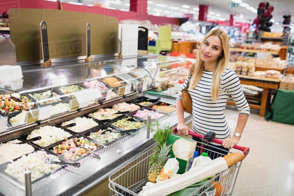 Bí kíp đi siêu thị
