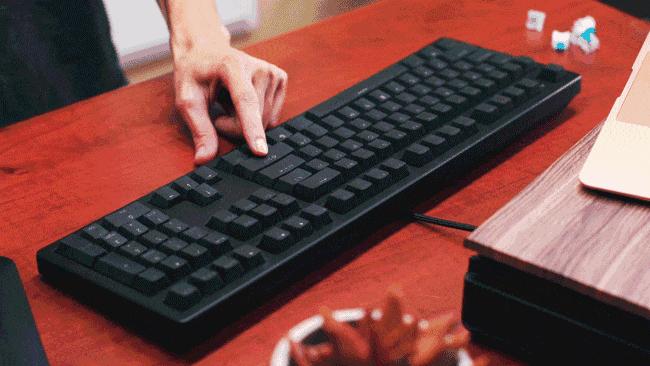 luyện gõ nhanh 10 ngón tay