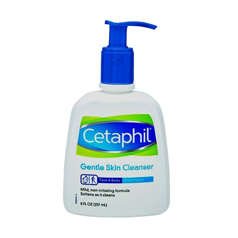 bao bì sửa rửa mặt Centaphil (247ml)