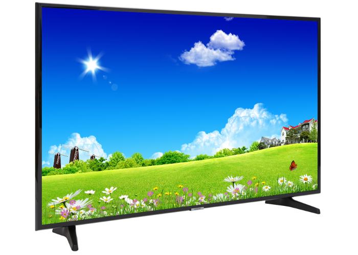 danh gia chi tiet Smart Tivi Samsung 4K 50 inch UA50NU7090