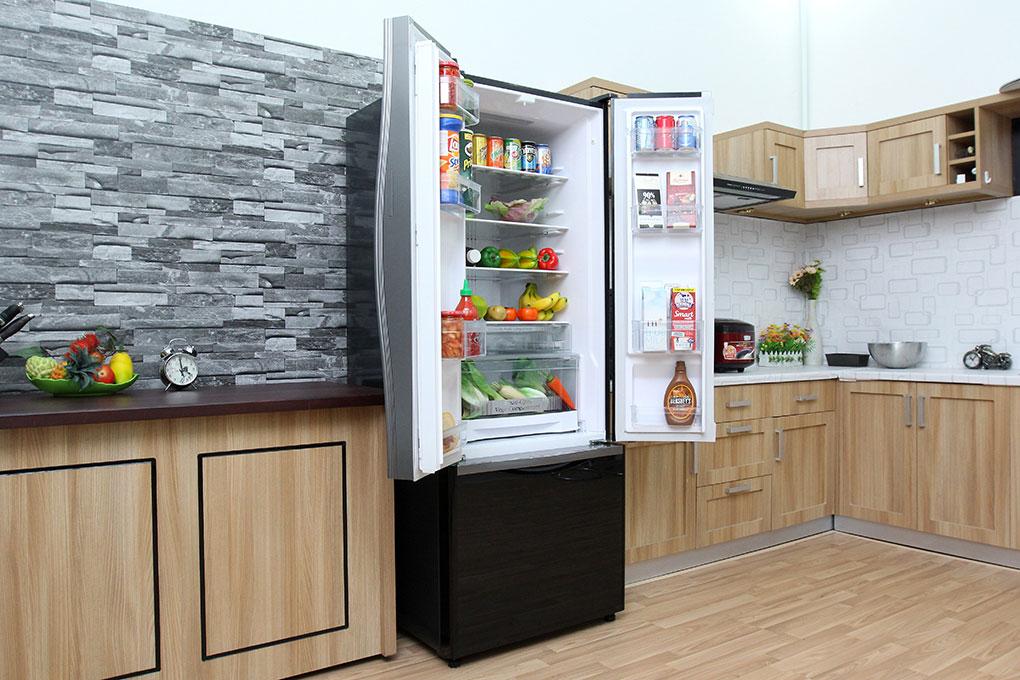 Đánh giá Tủ lạnh Hitachi Inverter R-WB475PGV2382 lít