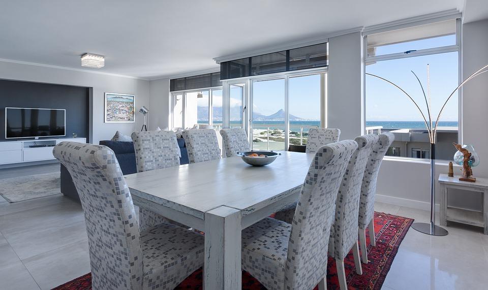 dining room - phong cách phòng ăn