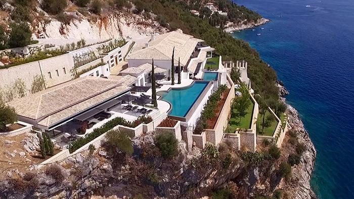 khu nghi duong Corfu AT