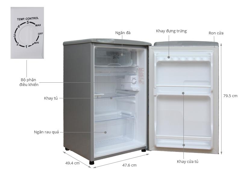 Tủ lạnh Aqua 90l có tốt không