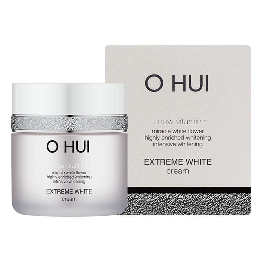 em dưỡng trắng Ohui Extreme White Cream: