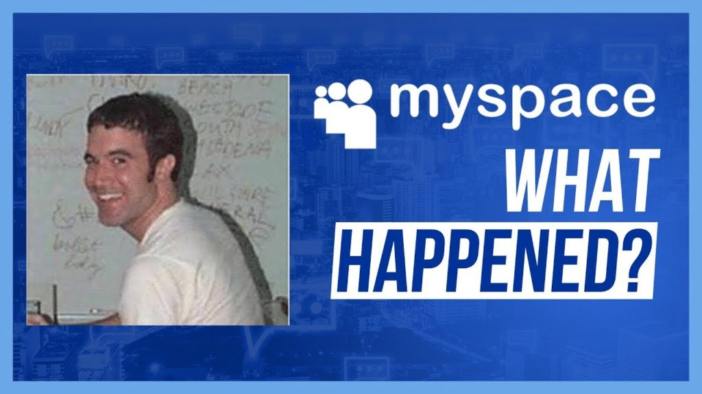 mạng xã hội yêu thích myspace