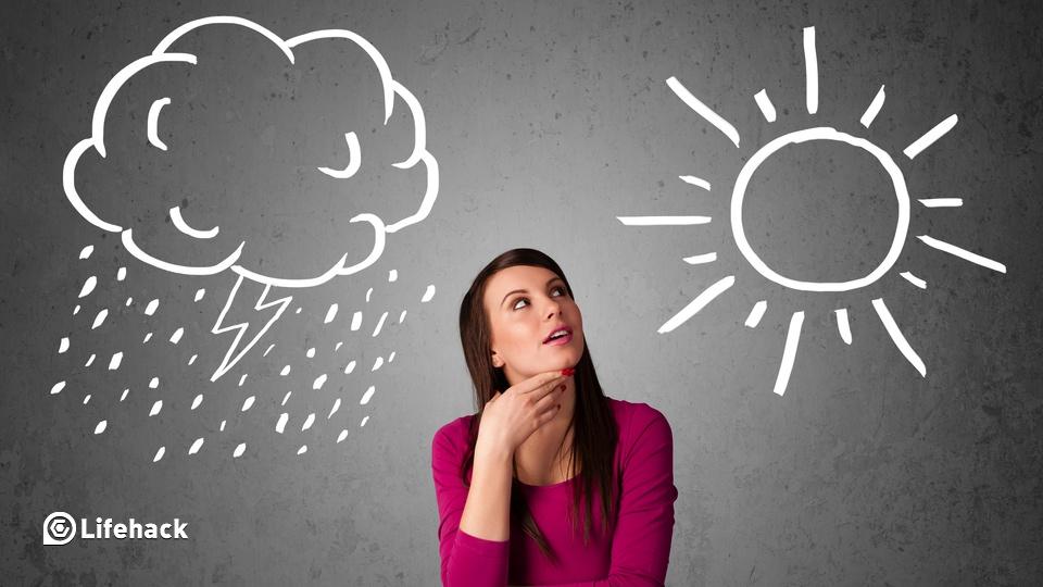 Suy nghĩ tích cực để tránh xa cơn giận