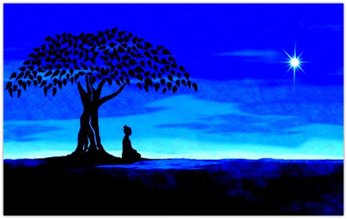 Thiền định là liều thuốc hạn chế sự tức giận