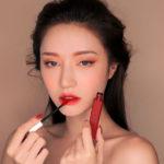 Review son 3CE Cloud Lip Tint : giá chưa đến 300k, vỏ son đẹp mê ly