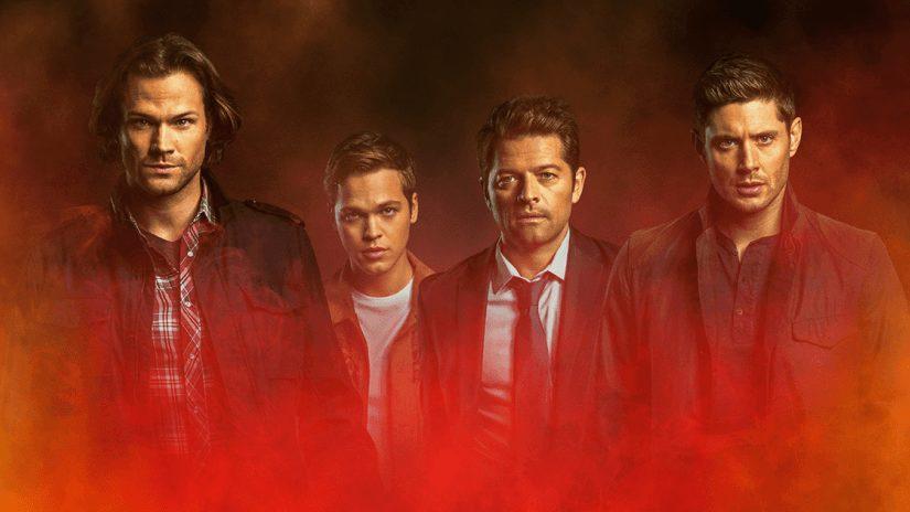 Promo của Supernatural phần cuối - phần 15