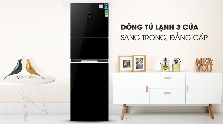 Tủ Lạnh Inverter Electrolux EME3700H 335 lít