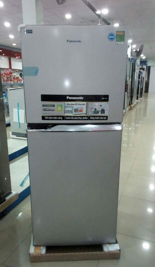 Tủ Lạnh Inverter Panasonic NR-BL267VSV1 234 lít