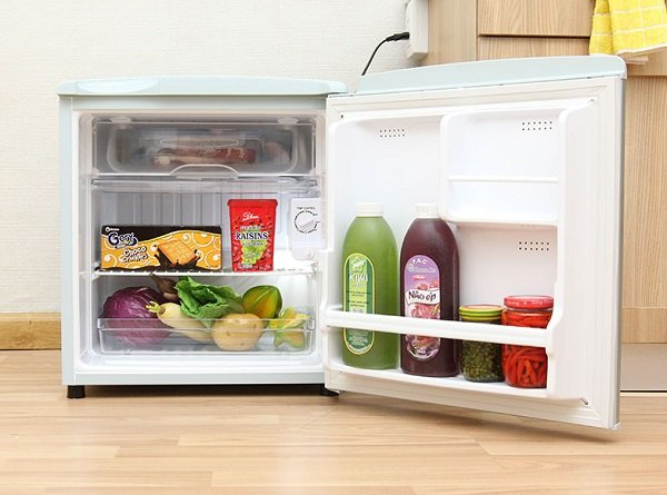 Khay kệ Tủ Lạnh Mini Electrolux EUM0500SB 50 lít