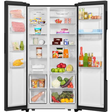 Tủ Lạnh Aqua AQR-I565AS-BS 565 lít