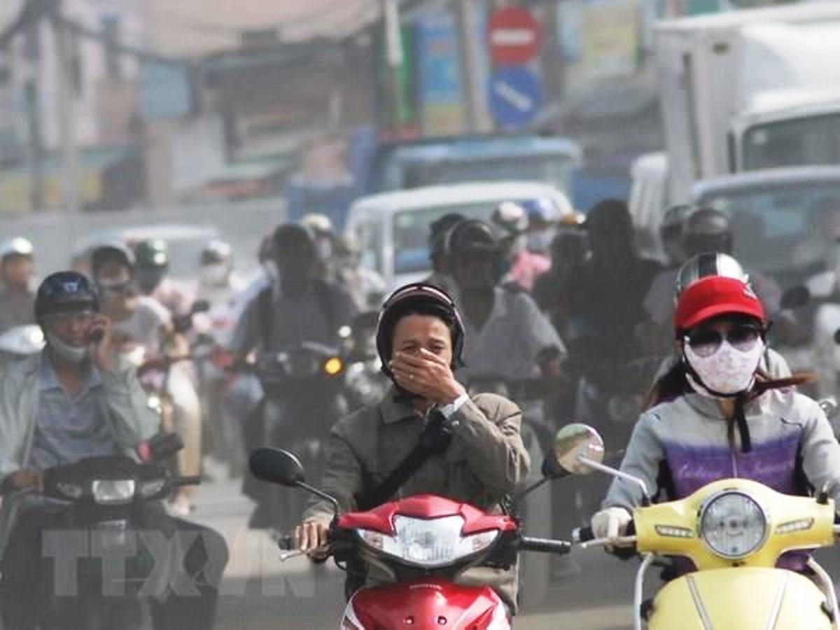 ô nhiễm hà nội