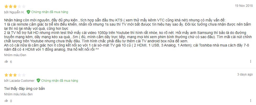 Đánh giá Smart Tivi Full HD Samsung 49 inch 49J5250 Lazada
