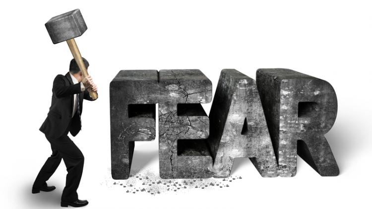 đập tan nỗi sợ