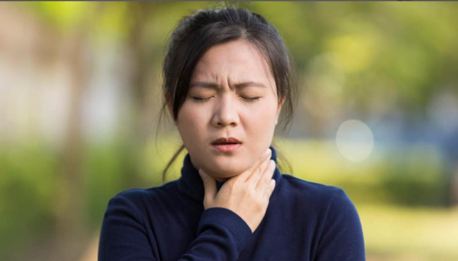 Bị bệnh hen suyễn cũng có biểu hiện ho