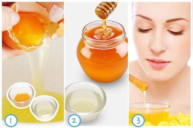Các bước để có làn da khỏe đẹp cùng với mật ong