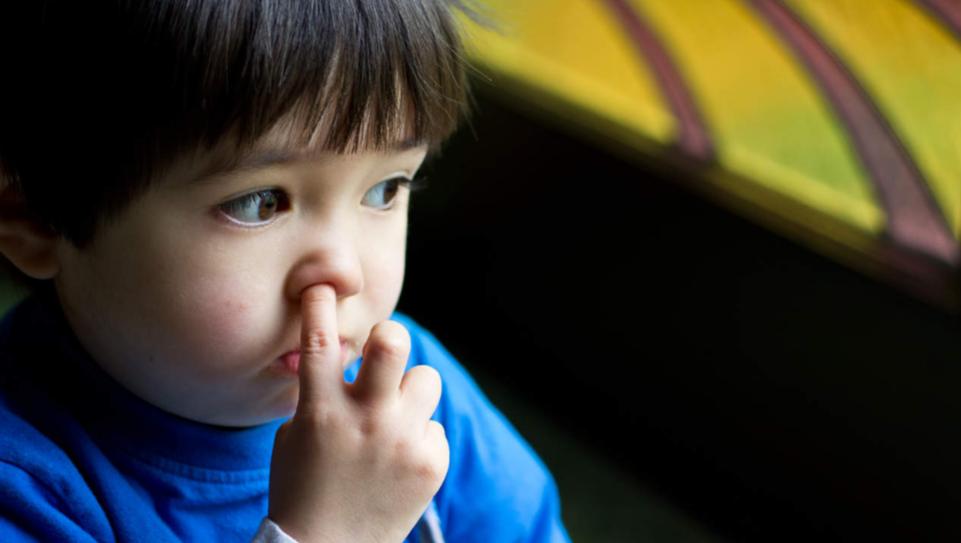Chảy máu cam xảy ra phổ biến hơn ở trẻ em và người già