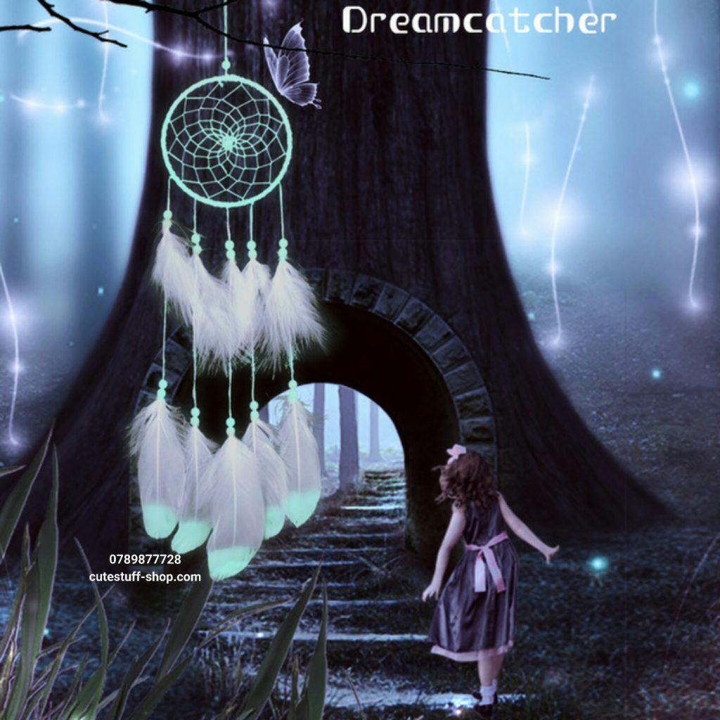 Dreamcatcher Lưới Bắt Giấc Mơ Dạ Quang