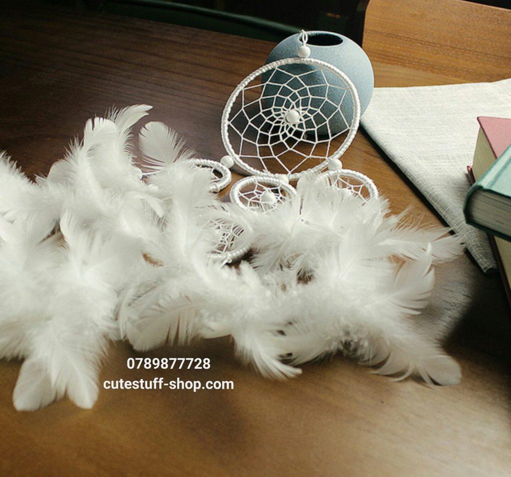 Dreamcatcher Lưới Bắt Giấc Mơ Lồng Tuyết đẹp