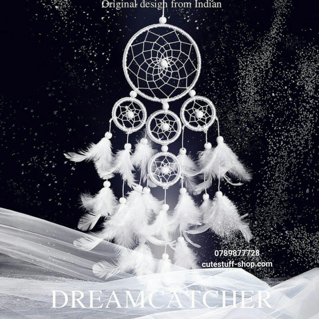 Dreamcatcher Lưới Bắt Giấc Mơ Lồng Tuyết