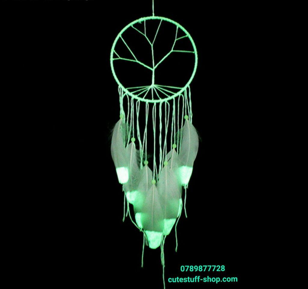 Dreamcatcher Lưới Bắt Giấc Mơ Mộc Quang lớn