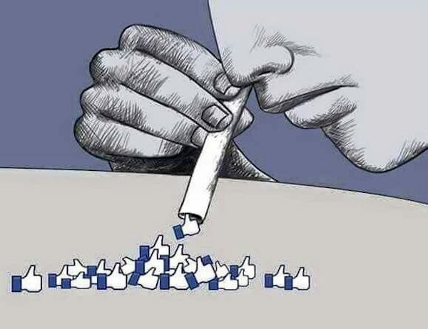 Facebook có liên quan đến cô đơn và trầm uất