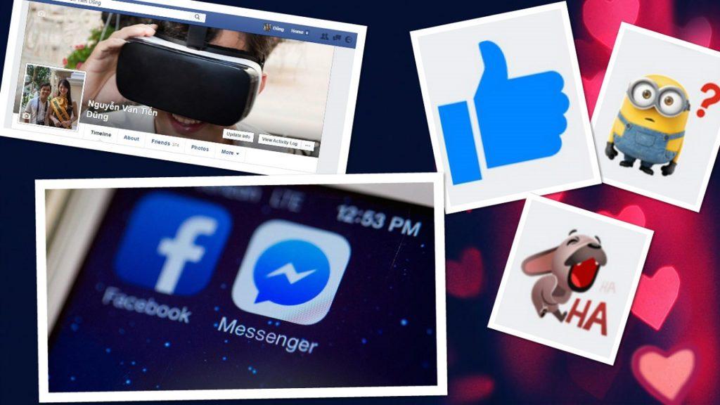 Facebook thống trị hệ tư tưởng thời đại
