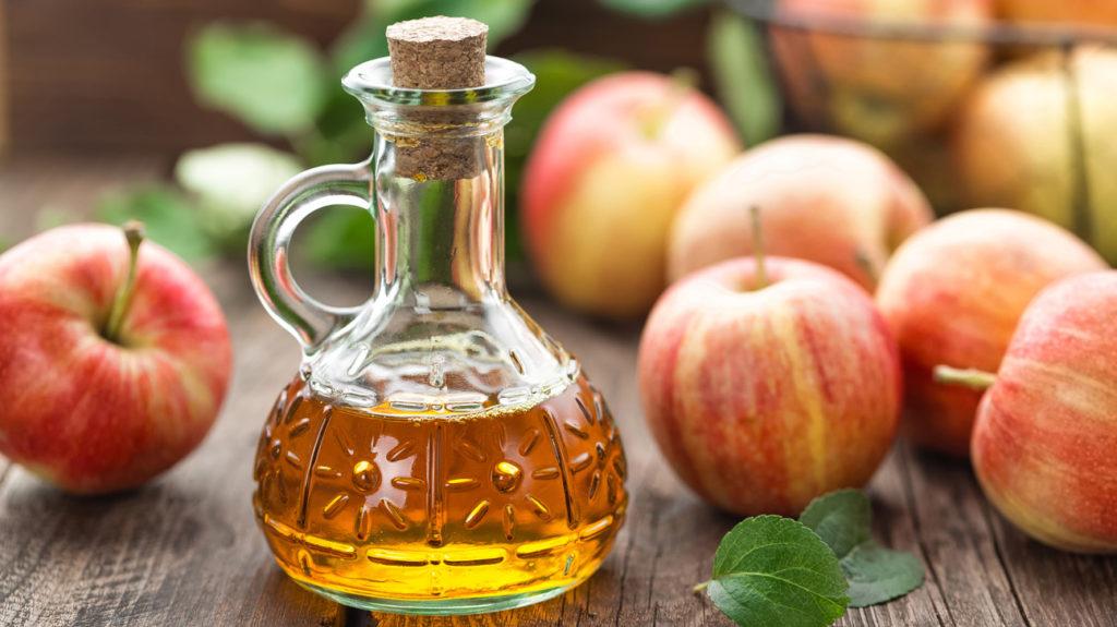 Giấm táo có công dụng, giảm các vấn đề về đường ruột