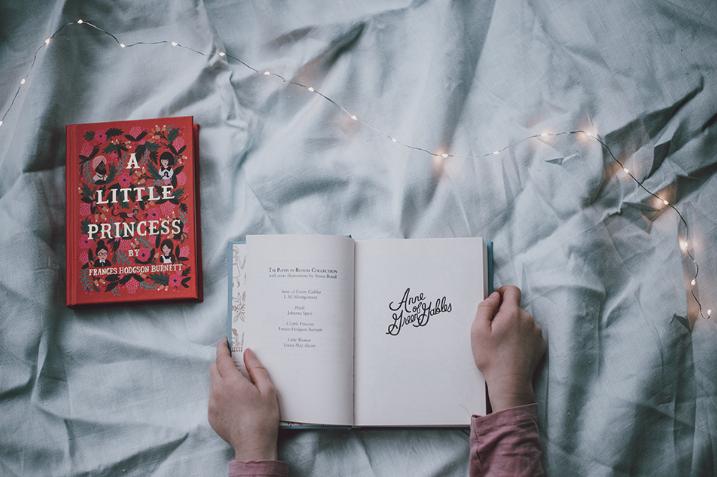 Hãy đọc sách trước khi ngủ để có được cuộc sông lành mạnh hơn