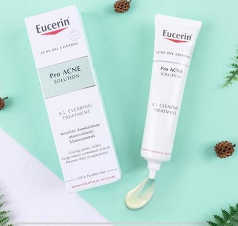 Kem trị mụn Eucerin ProAcne Al Clearing Treatment