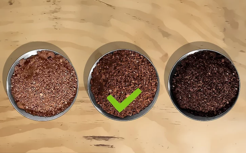 Lựa chọn loại cà phê có vị đắng vừa phải